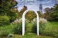 garden arbor arch
