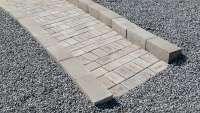 stone walkway pavers