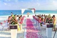 beach wedding outdoor