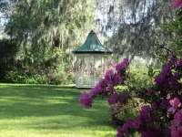 flower garden gazebo